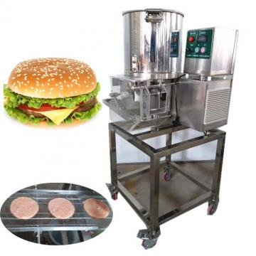 Stuffed Burger Former Hamburger Patty Press Molding Maker Machine