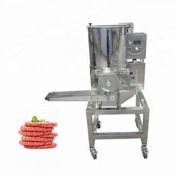 Hamburger Patty Stuffer Press Molding Machine for Stuffed Burgers