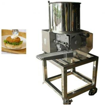 Adjustable Hamburger Burger Patty Press Molding Makers Machine