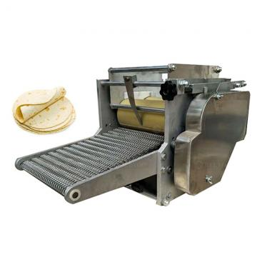 wheat flour tortilla machine / flour tortilla making machine