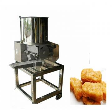 Automatic Hamburger Patty Making Machine Burger Shaper with Mold