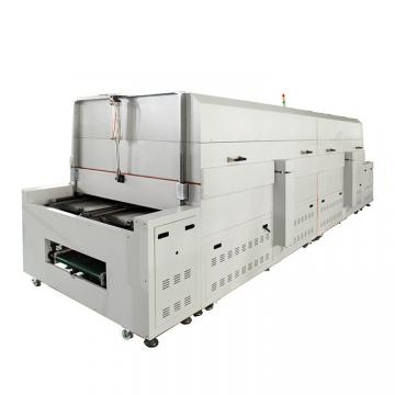IR Hot Drying Tunnel Drying Oven Dryer Machine for Plastic Sheet Screen Printing