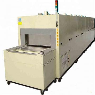 Continuous Belt Industrial Herbs Microwave Drying Sterilizing Machine
